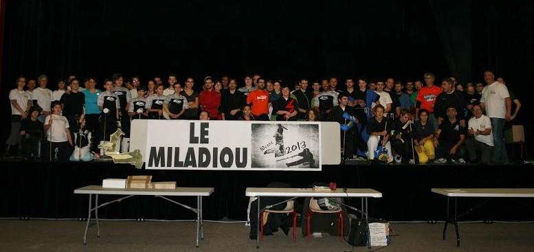 Competition du Miladiou!